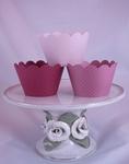 Cupcake wrapture-pink