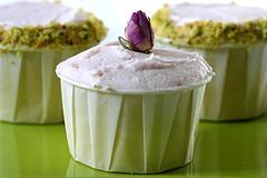 Pistacchio cupcake